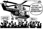 Cartoonist Mike Peters  Mike Peters' Editorial Cartoons 2005-09-04 amendment