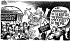 Cartoonist Mike Peters  Mike Peters' Editorial Cartoons 2005-09-11 class