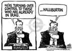 Cartoonist Mike Peters  Mike Peters' Editorial Cartoons 2003-09-26 address