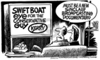 Cartoonist Mike Peters  Mike Peters' Editorial Cartoons 2004-10-21 2004