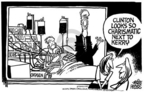 Cartoonist Mike Peters  Mike Peters' Editorial Cartoons 2004-10-29 senator