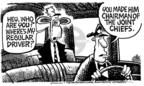 Cartoonist Mike Peters  Mike Peters' Editorial Cartoons 2005-10-14 hey