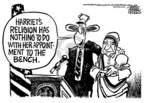 Cartoonist Mike Peters  Mike Peters' Editorial Cartoons 2005-10-15 record