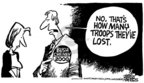 Cartoonist Mike Peters  Mike Peters' Editorial Cartoons 2005-10-28 dead