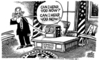 Cartoonist Mike Peters  Mike Peters' Editorial Cartoons 2005-12-23 amendment