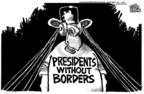 Cartoonist Mike Peters  Mike Peters' Editorial Cartoons 2006-02-11 amendment