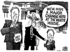 Cartoonist Mike Peters  Mike Peters' Editorial Cartoons 2006-03-30 major