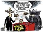 Cartoonist Mike Peters  Mike Peters' Editorial Cartoons 2006-06-02 way