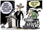 Cartoonist Mike Peters  Mike Peters' Editorial Cartoons 2006-07-28 easy