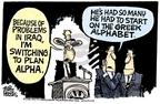 Cartoonist Mike Peters  Mike Peters' Editorial Cartoons 2006-07-30 because