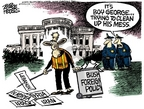 Cartoonist Mike Peters  Mike Peters' Editorial Cartoons 2006-08-17 North Korea