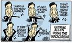 Cartoonist Mike Peters  Mike Peters' Editorial Cartoons 2006-08-19 head