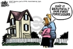 Cartoonist Mike Peters  Mike Peters' Editorial Cartoons 2009-08-28 family