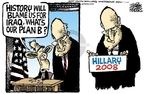 Cartoonist Mike Peters  Mike Peters' Editorial Cartoons 2007-04-22 election