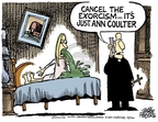 Cartoonist Mike Peters  Mike Peters' Editorial Cartoons 2007-06-28 cancel