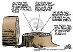 Cartoonist Mike Peters  Mike Peters' Editorial Cartoons 2007-11-16 100