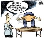 Cartoonist Mike Peters  Mike Peters' Editorial Cartoons 2008-01-10 head