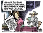 Cartoonist Mike Peters  Mike Peters' Editorial Cartoons 2008-07-25 catch