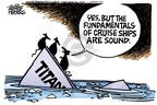 Mike Peters  Mike Peters' Editorial Cartoons 2008-09-18 ship