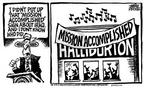 Mike Peters  Mike Peters' Editorial Cartoons 2003-11-01 aircraft carrier