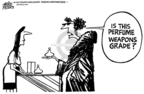 Cartoonist Mike Peters  Mike Peters' Editorial Cartoons 2001-11-02 biology