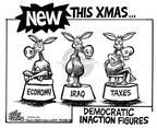 Cartoonist Mike Peters  Mike Peters' Editorial Cartoons 2002-11-21 economic policy