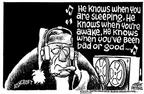 Cartoonist Mike Peters  Mike Peters' Editorial Cartoons 2002-11-22 machine