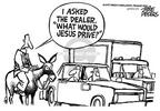 Cartoonist Mike Peters  Mike Peters' Editorial Cartoons 2002-11-23 animal