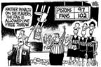 Cartoonist Mike Peters  Mike Peters' Editorial Cartoons 2004-11-25 association