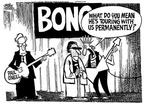 Cartoonist Mike Peters  Mike Peters' Editorial Cartoons 2002-12-08 economics
