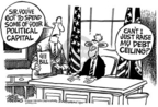 Cartoonist Mike Peters  Mike Peters' Editorial Cartoons 2004-12-11 economics
