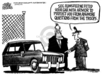 Cartoonist Mike Peters  Mike Peters' Editorial Cartoons 2004-12-16 anymore