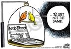 Cartoonist Mike Peters  Mike Peters' Editorial Cartoons 2009-03-17 York