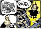 Cartoonist Mike Peters  Mike Peters' Editorial Cartoons 2009-05-29 too