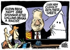 Cartoonist Mike Peters  Mike Peters' Editorial Cartoons 2009-08-19 political commercial