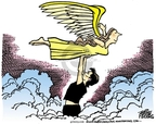 Cartoonist Mike Peters  Mike Peters' Editorial Cartoons 2009-09-15 tribute