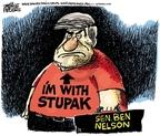 Cartoonist Mike Peters  Mike Peters' Editorial Cartoons 2009-12-04 reform