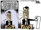 Cartoonist Mike Peters  Mike Peters' Editorial Cartoons 2010-02-16 reform