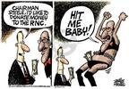Cartoonist Mike Peters  Mike Peters' Editorial Cartoons 2010-03-30 erotic