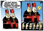 Cartoonist Mike Peters  Mike Peters' Editorial Cartoons 2010-07-20 civil rights