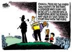 Cartoonist Mike Peters  Mike Peters' Editorial Cartoons 2010-08-17 child
