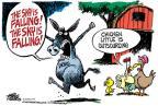 Cartoonist Mike Peters  Mike Peters' Editorial Cartoons 2010-09-17 2010
