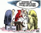 Cartoonist Mike Peters  Mike Peters' Editorial Cartoons 2011-06-03 hell