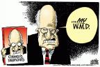 Cartoonist Mike Peters  Mike Peters' Editorial Cartoons 2011-08-25 mass