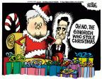 Mike Peters  Mike Peters' Editorial Cartoons 2011-12-07 2012 primary