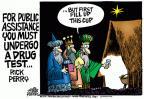 Cartoonist Mike Peters  Mike Peters' Editorial Cartoons 2011-12-27 drug