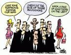 Cartoonist Mike Peters  Mike Peters' Editorial Cartoons 2012-04-17 way