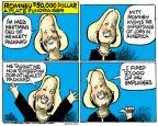Cartoonist Mike Peters  Mike Peters' Editorial Cartoons 2012-05-31 fire