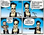 Cartoonist Mike Peters  Mike Peters' Editorial Cartoons 2012-09-13 our