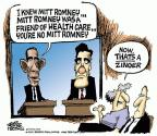 Mike Peters  Mike Peters' Editorial Cartoons 2012-10-02 2012 election